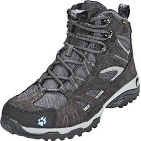 Jack Wolfskin Vojo Hike Texapore Hiking Shoes Mid Cut Women light sky